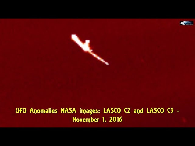 UFO News ~ NASA films UFO traveling out of Earth's atmosphere and MORE Sddefault