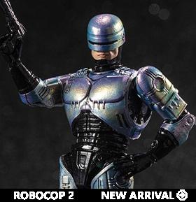 RoboCop 2 RoboCop 1:18 Scale PX Previews Exclusive Figure