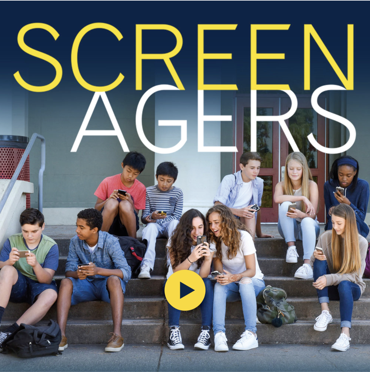 Screenagers NEXT CHAPTER: Uncovering Skills for Stress Resilience – screening on February 24