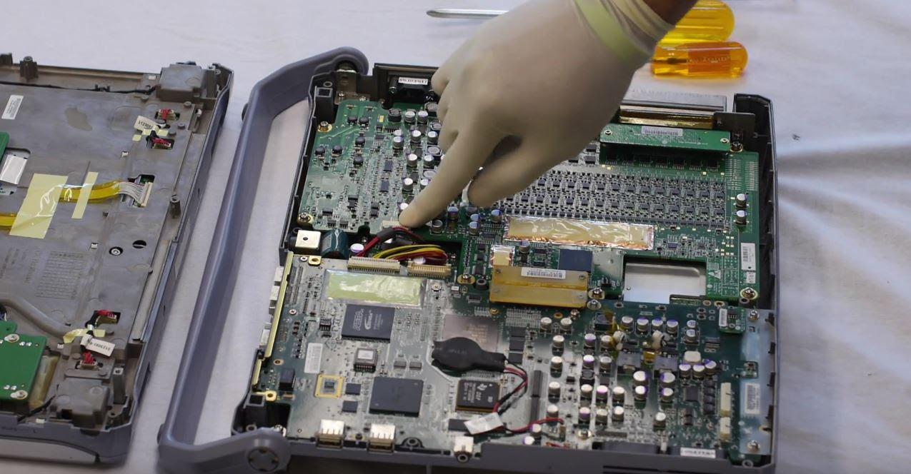 Ремонт ветеринарных УЗИ сканеров в Biovet