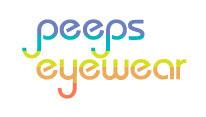 peeps eyewear rainbow