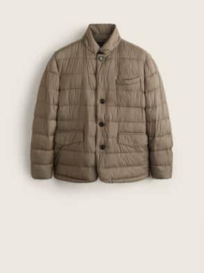 Kabátszezon - Zsebes steppelt dzseki