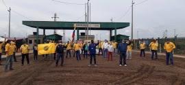 Забастовка на шахте Cerrejón Colombia продолжается