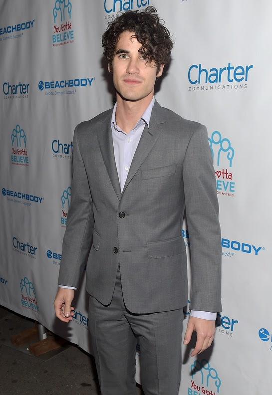 Darren Criss attends the 2nd Annual Voices for the Voiceless