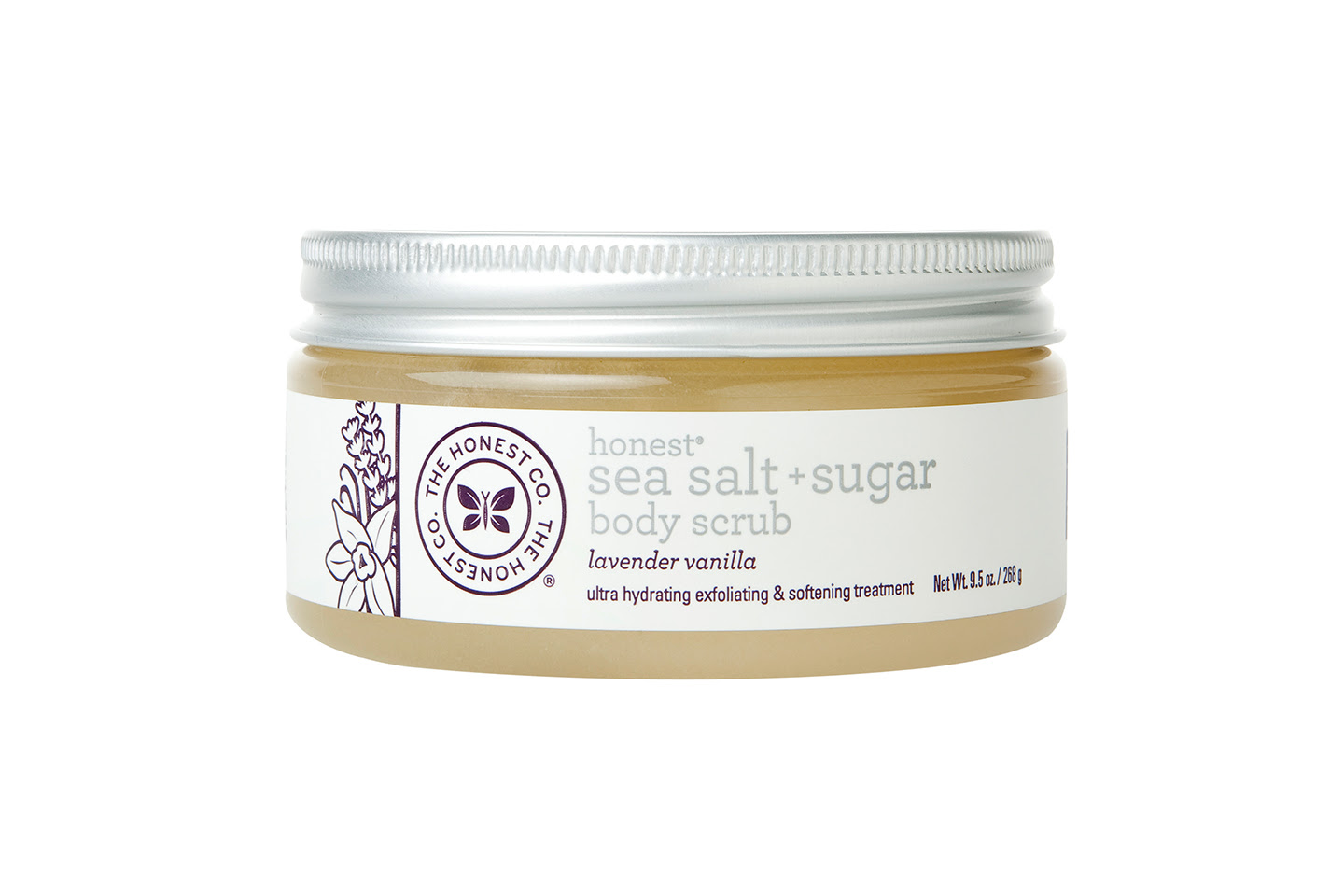Sea Salt + Body Scrub