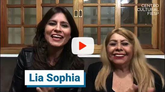Lia Sophia e Anastácia