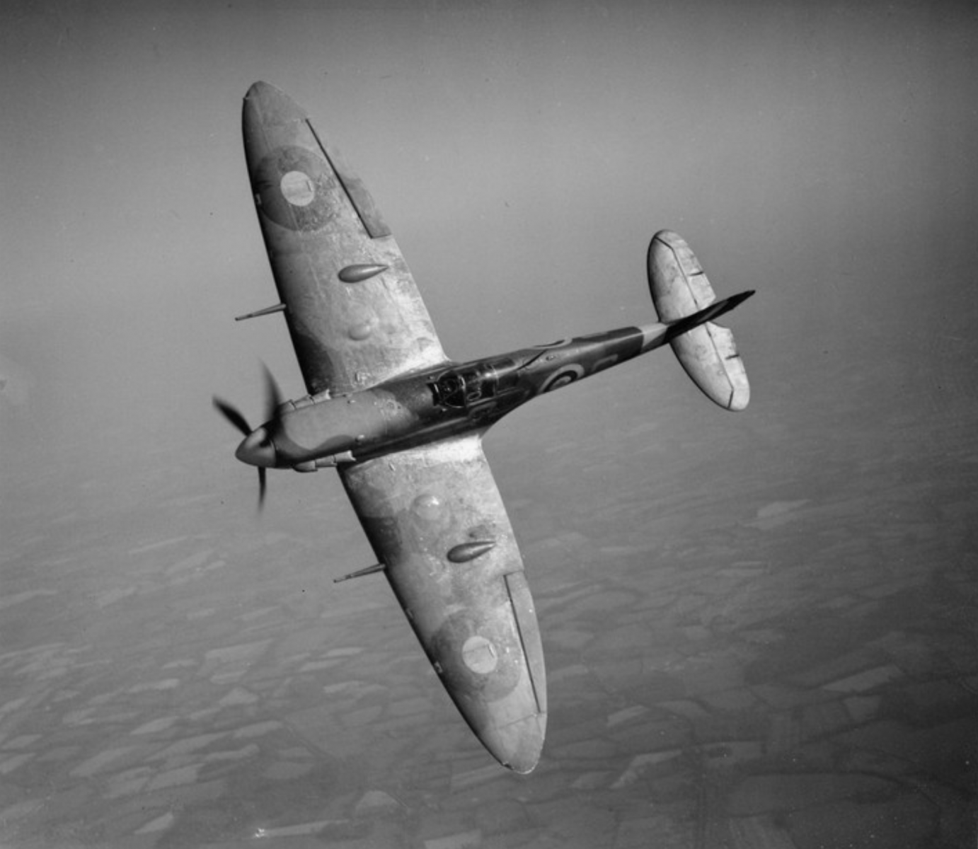 Gassed up: The juice that fuelled victory in the Battle of Britain