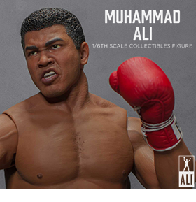 MUHAMMAD ALI 1/6 SCALE THE GREATEST FIGURE