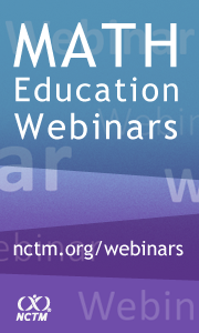 Math Education Webinars