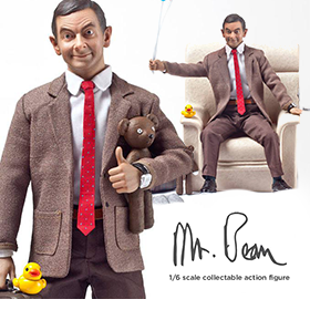 1/6 SCALE MR. BEAN FIGURES