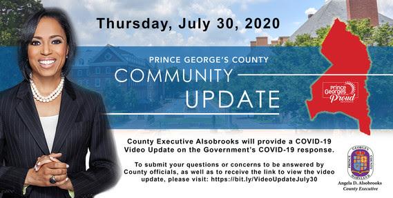 July 30 Video Update