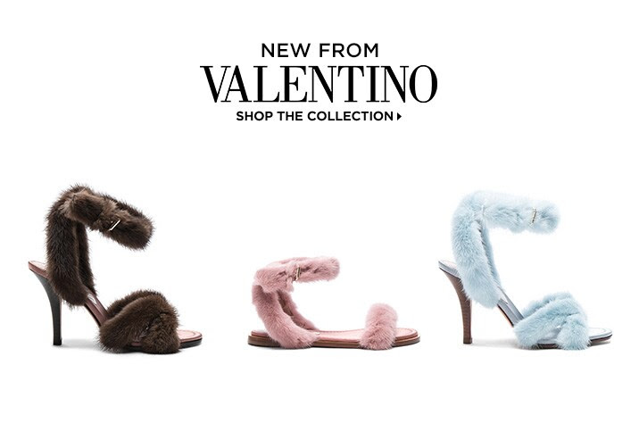 New From Valentino - Shop The Collection