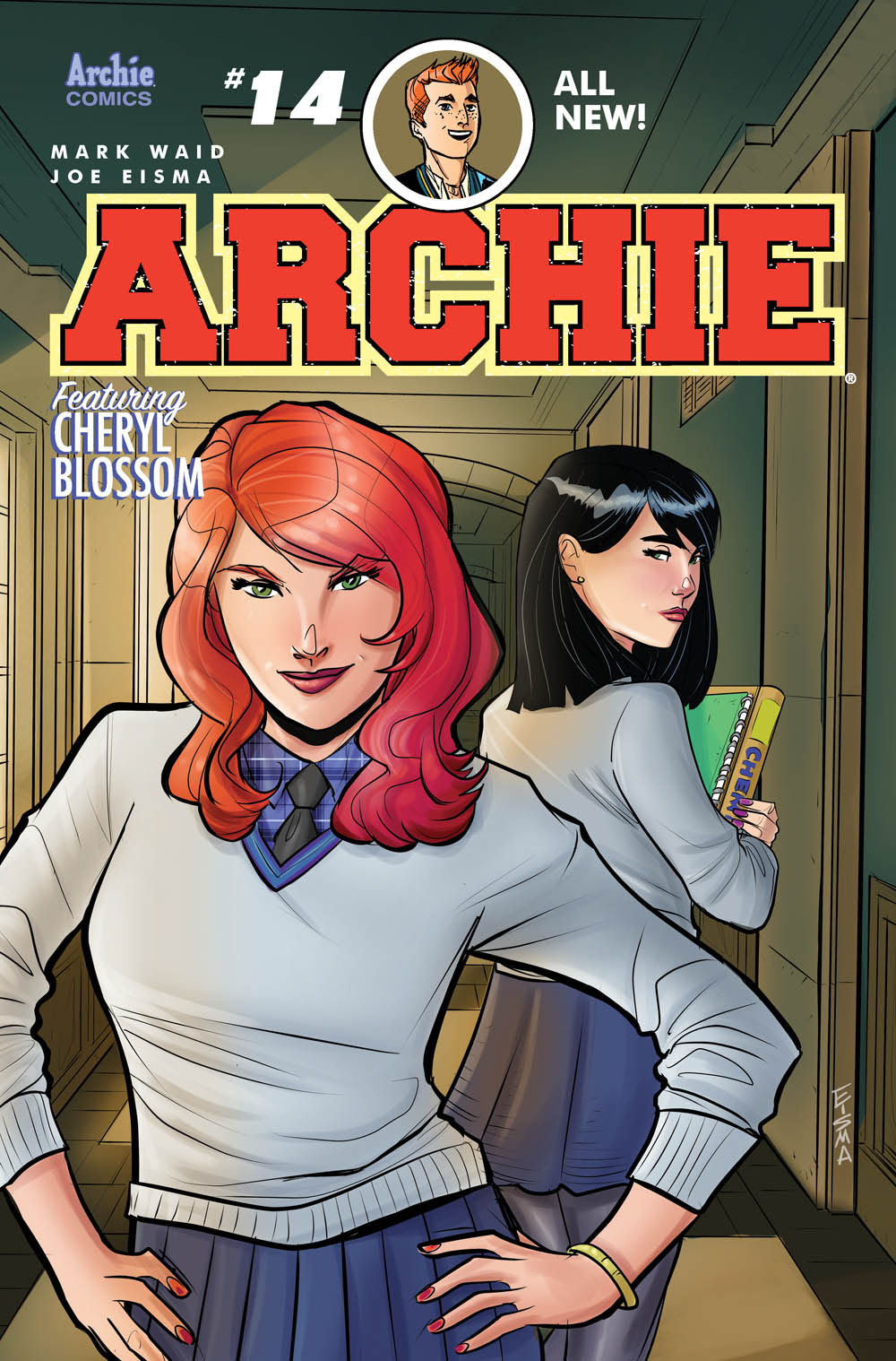 Archie #14 Cover