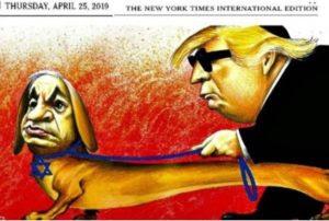Netanjahu i Trump