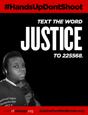 #BlackYouthMatter justiceformikebrown.org