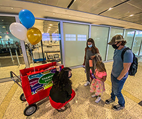 Read about the latest at Houston Airports 6