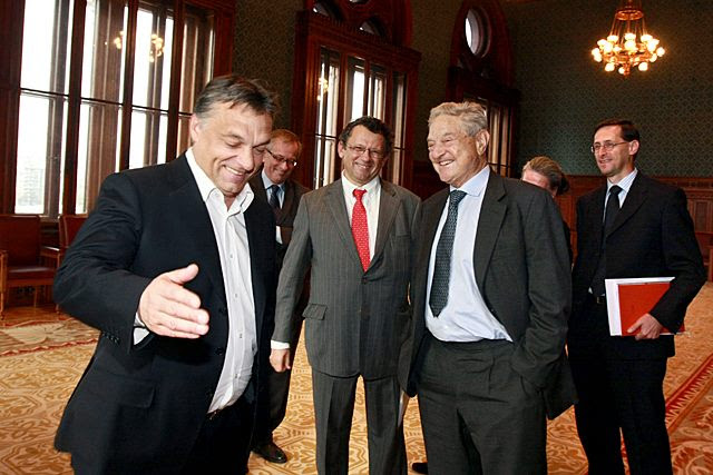 Orbán a Soros terv legfőbb része