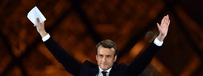nette victoire de Macron, 26 communes sans voix pour le FN, problème de communication entre les deux candidats