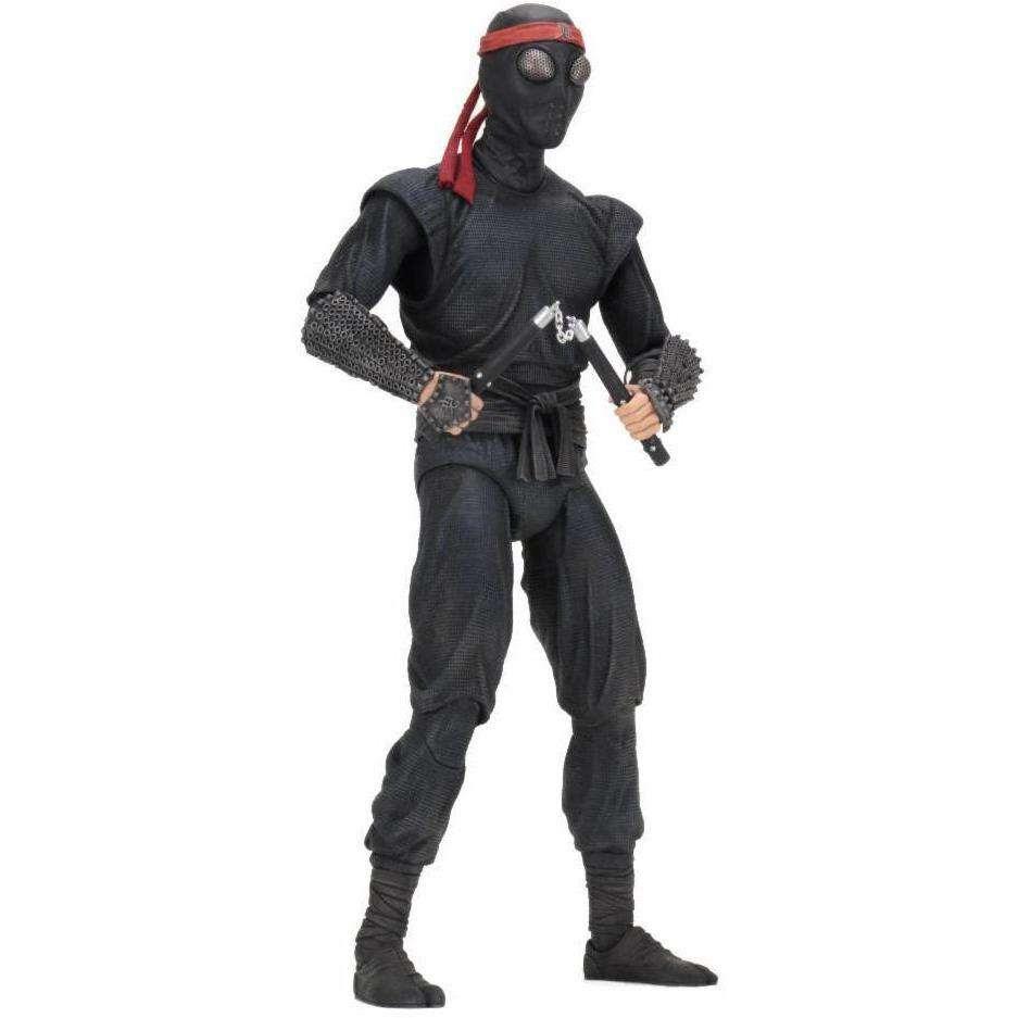 Image of Teenage Mutant Ninja Turtles (1990 Movie) - 1/4 Scale Action Figure - Foot Soldier