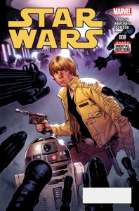 star wars #8 cover