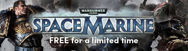 Warhammer 40,000: Space Marine FREE for a limited time