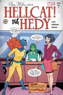 Patsy Walker, A.K.A. Hellcat! #5