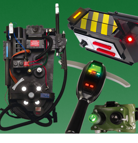 GHOSTBUSTERS COSTUME ACCESSORIES