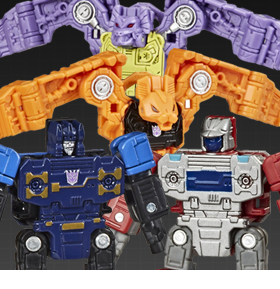 Transformers Generations Selects Micromaster Spy Patrol Elite Command Unit