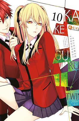 Kakegurui Twin (Rústica) #10