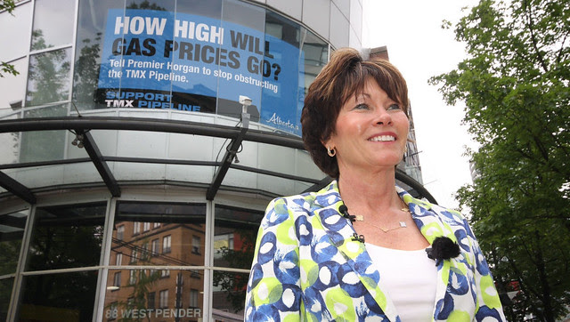Saying 'yes' to TMX in B.C.