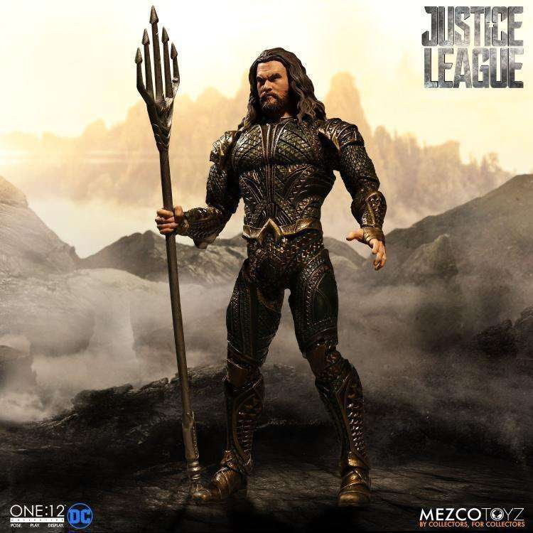 Image of One:12 Collective Justice League - Aquaman