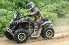 A quarta etapa do Rally RN 1500 termina neste domingo em Currais Novos/RN (Doni Castilho/DFotos)