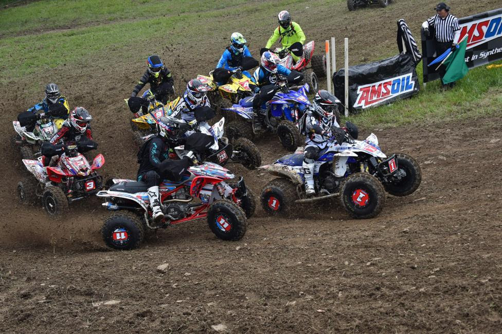 This season will serve as the sixth year that GNCC and NBCSN have partnered together.Photo: Ken Hill
