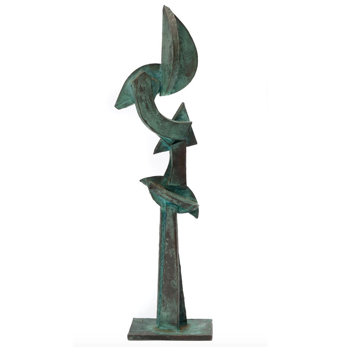 Lot 5. ROBERT KLIPPEL Opus 487, bronze