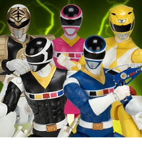 MMPR LEGACY WAVE 3 FIGURES