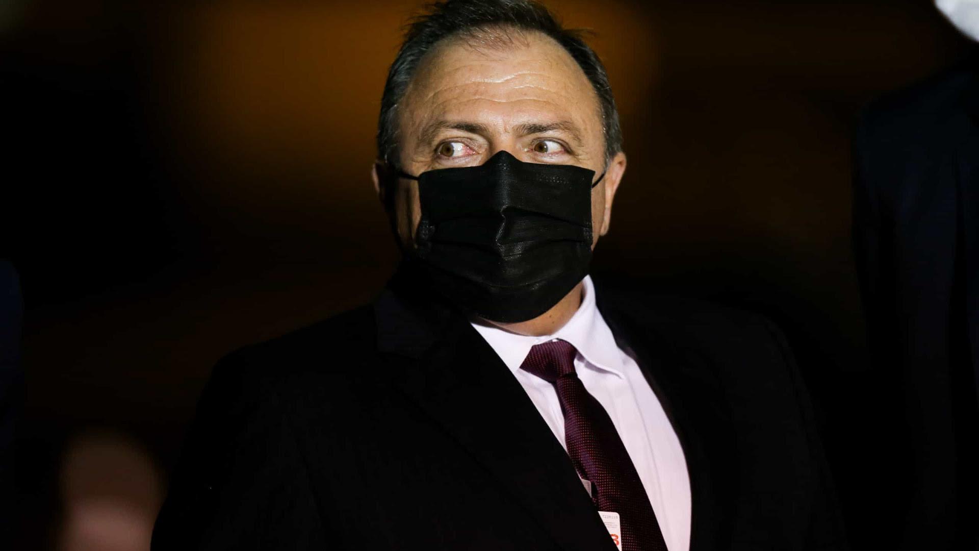 'Não entreguei meu cargo e o presidente não pediu', diz Pazuello