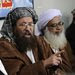 Members of a group chosen by the Taliban to represent them in talks with Pakistan. The talks were postponed on Tuesday.