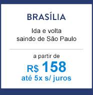 Brasília / R$158