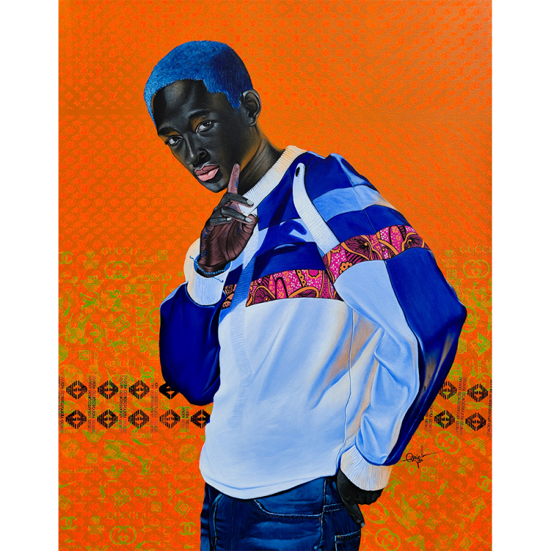 <em>World Best by Anjel - Boris Anje,<br>presented by OOA Gallery<br><br></em>
