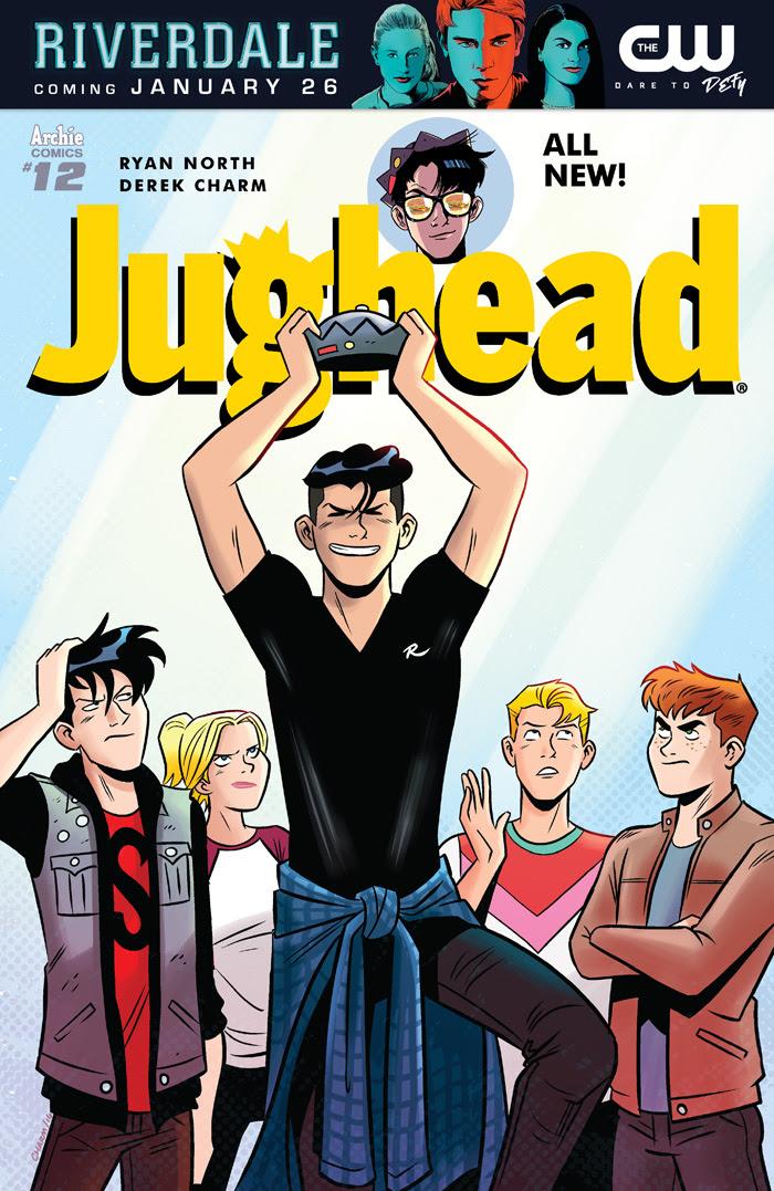 Jughead #12 Cover