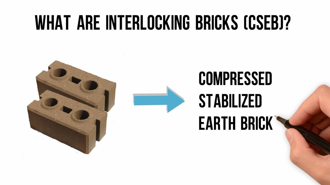 Image result for compressed stabilized earth blocks""