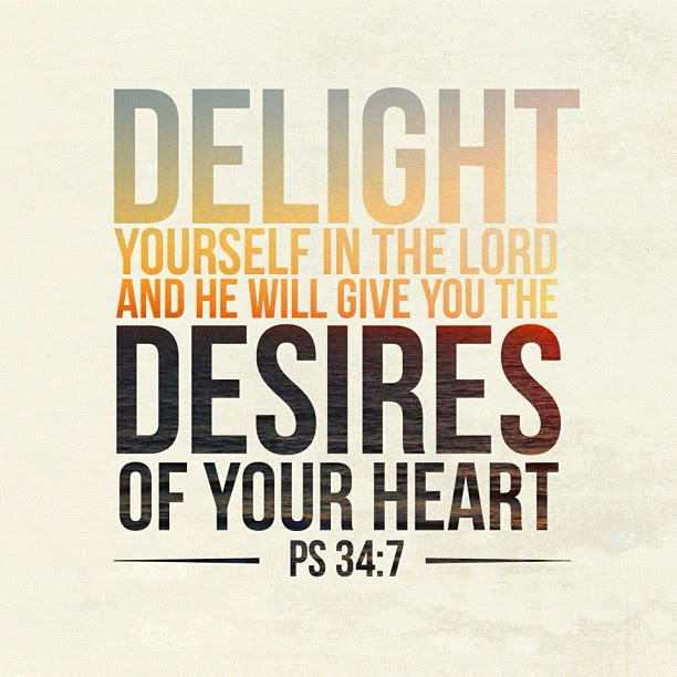 Image result for delight yourself in the lord