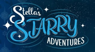 logo stella starry adventures