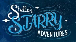 logo stella starry adventures