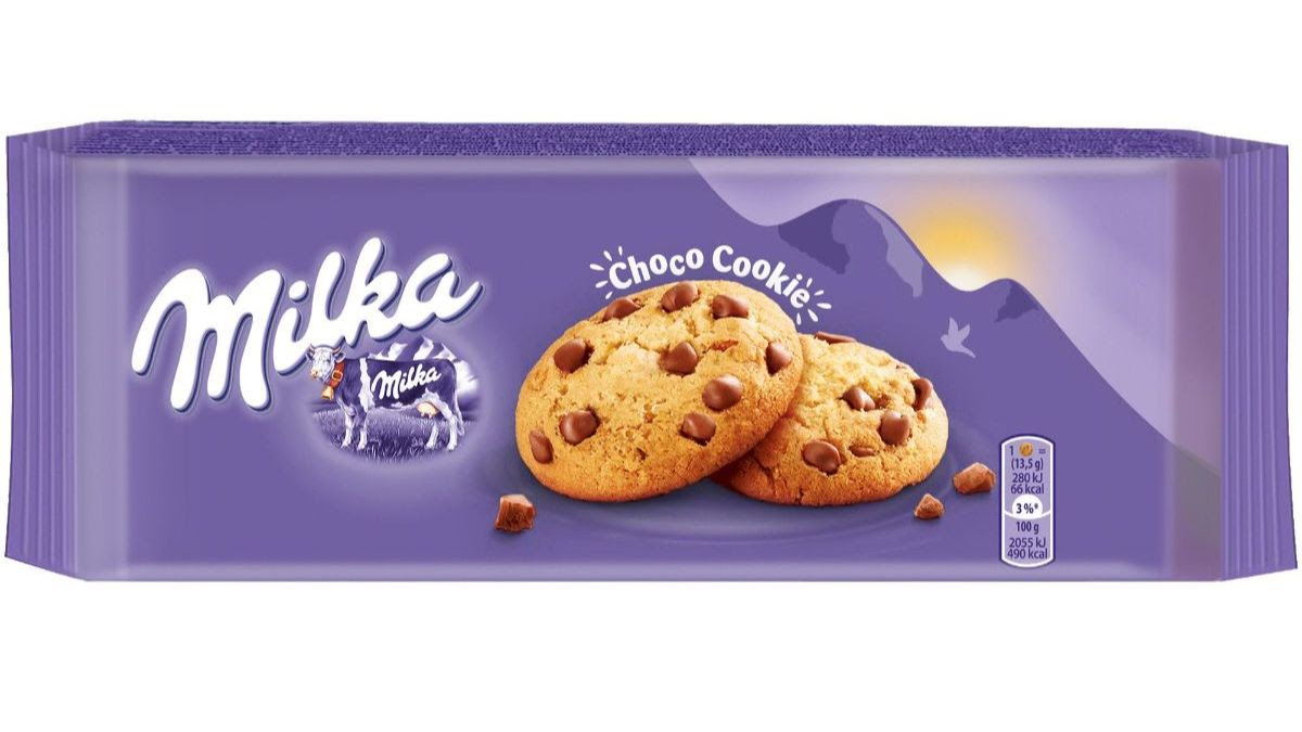 Milka Choco Cookies 135g