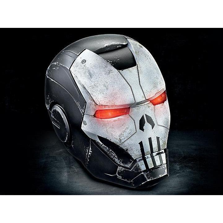Image of Marvel Legends Gamerverse Punisher War Machine Helmet Prop Replica