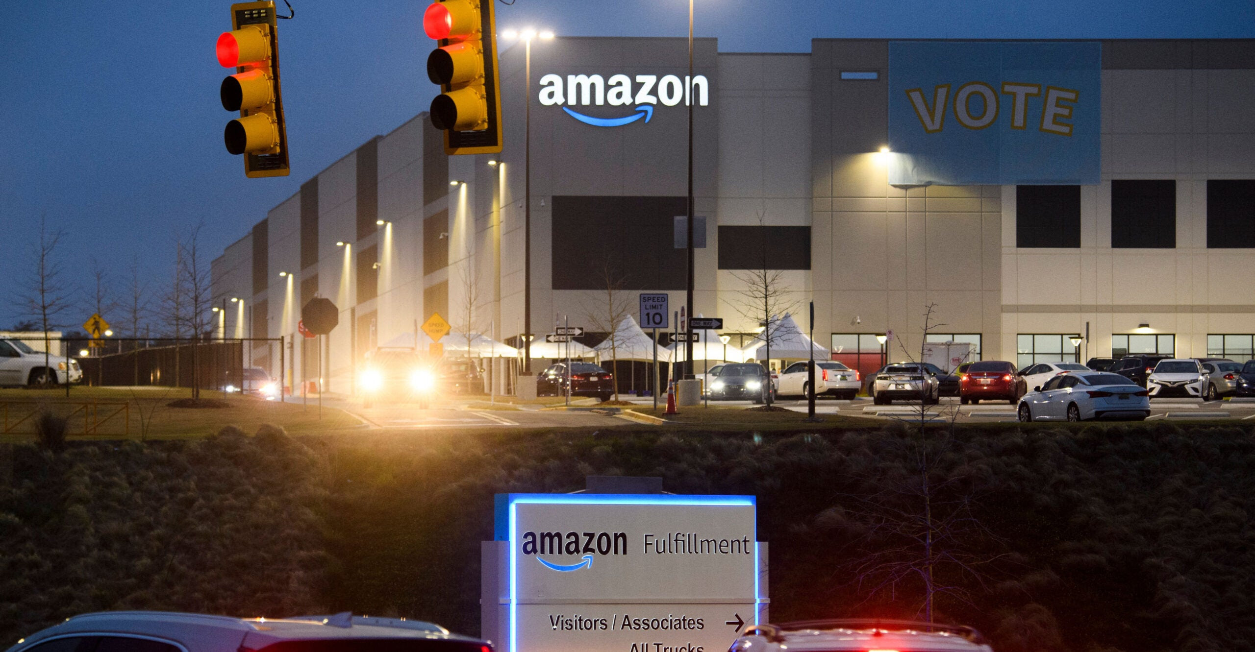 71% of Amazon Workers Reject Union, but Liberals' PRO Act Would Undercut That Right to Choose
