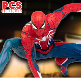 Spider-Man Gamerverse Statues