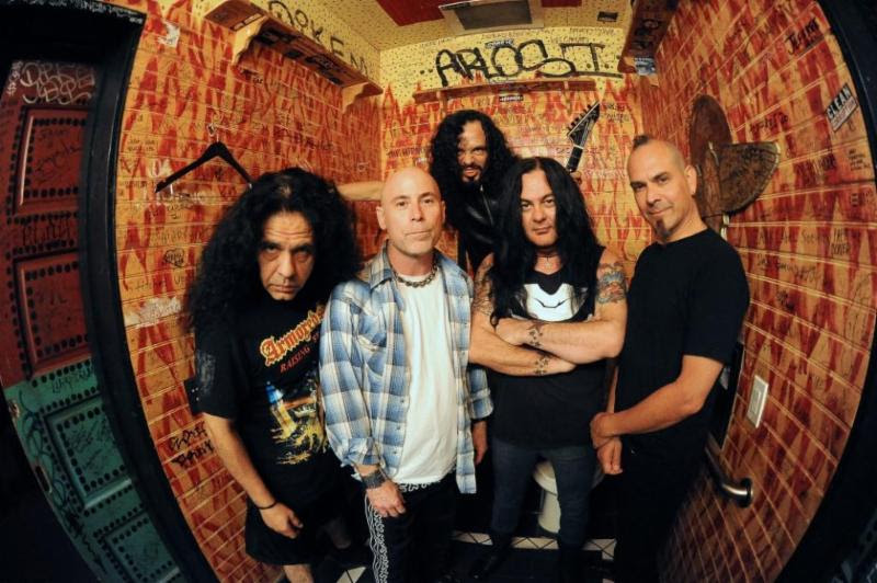 Armored Saint Launches PledgeMusic Campaign for New Live Record