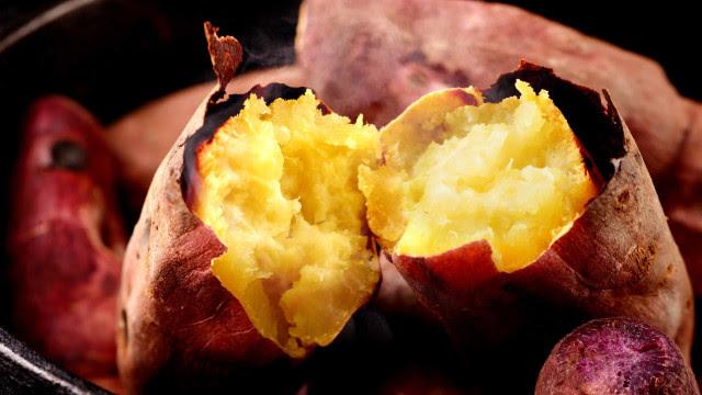 Saúde mental. Como a batata doce pode ajudar a aliviar o estresse